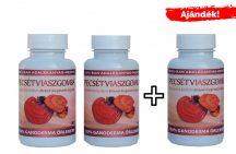 Ganoderma kapszula 2+1 csomag akció              INGYENES KISZÁLLÍTÁSSAL